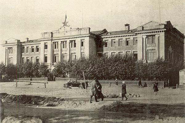 Фото Сибирское эхо великой войны 6