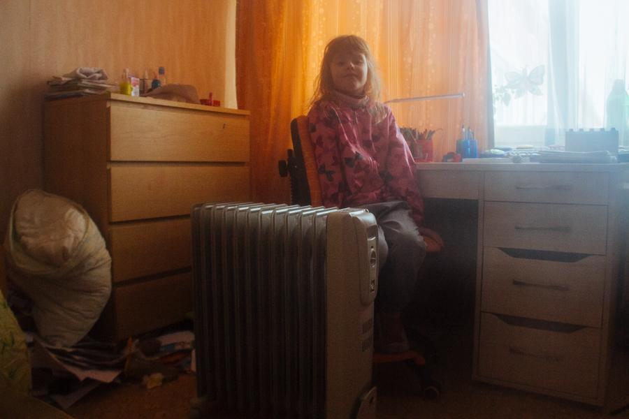 Фото «В доме с окон сосульки свисают!»: как на Северо-Чемском три дня выживали без отопления в 30-градусный мороз 12