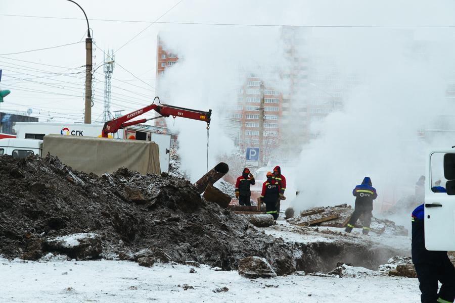 Фото «В доме с окон сосульки свисают!»: как на Северо-Чемском три дня выживали без отопления в 30-градусный мороз 2