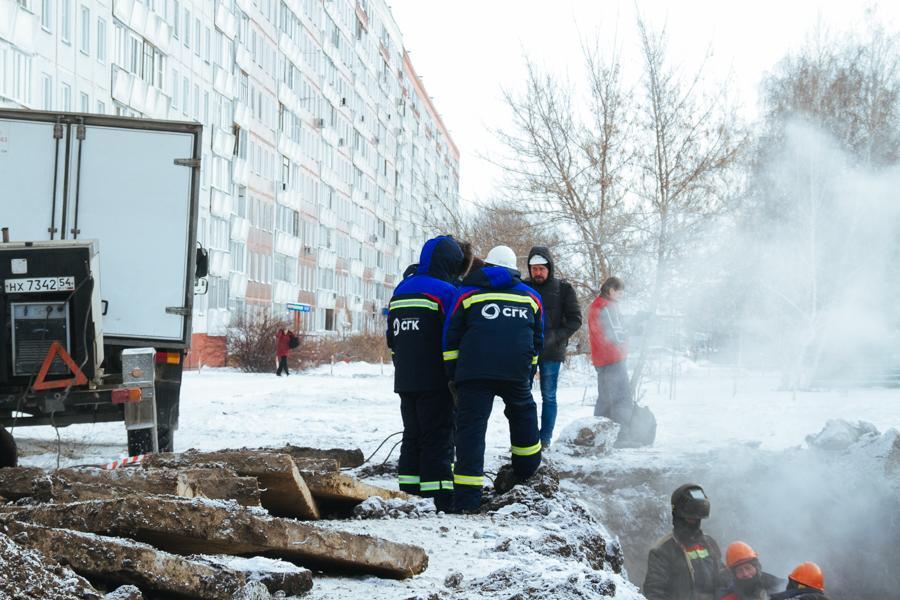 Фото «В доме с окон сосульки свисают!»: как на Северо-Чемском три дня выживали без отопления в 30-градусный мороз 7