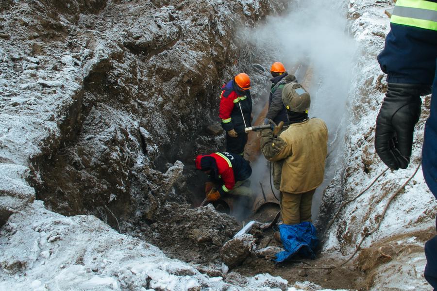 Фото «В доме с окон сосульки свисают!»: как на Северо-Чемском три дня выживали без отопления в 30-градусный мороз 3