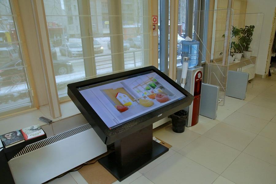 фото Библиотеку в Ленинском районе Новосибирска модернизируют по последнему слову техники 4