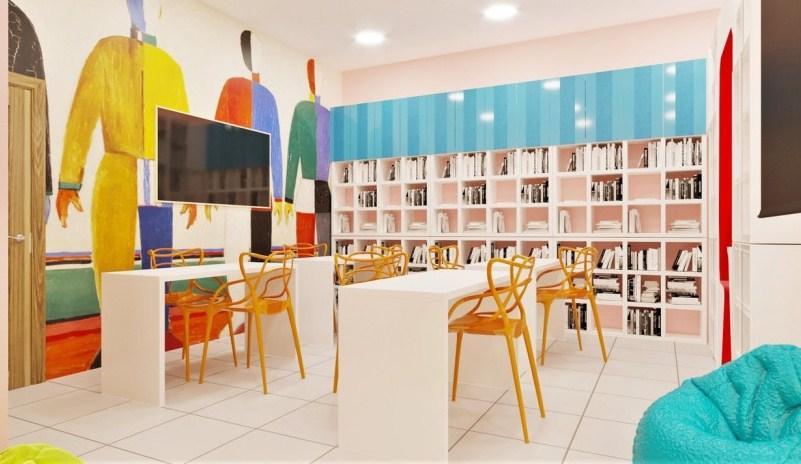 Фото Первая спортивная библиотека откроется в Новосибирской области по нацпроекту 3