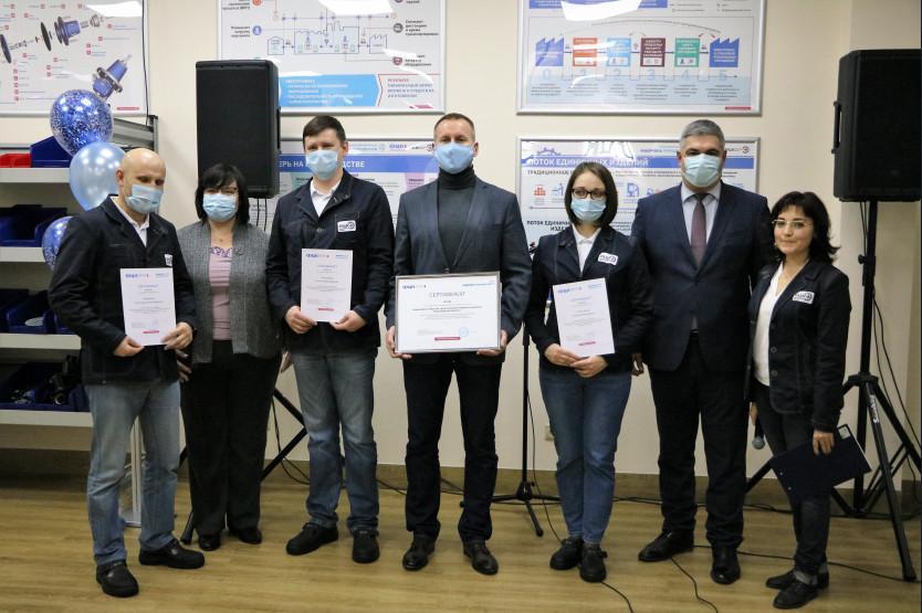 фото «Фабрика процессов» в рамках национального проекта заработала в Новосибирской области 4