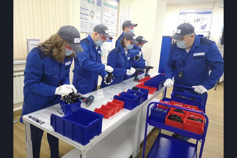 фото «Фабрика процессов» в рамках национального проекта заработала в Новосибирской области 3
