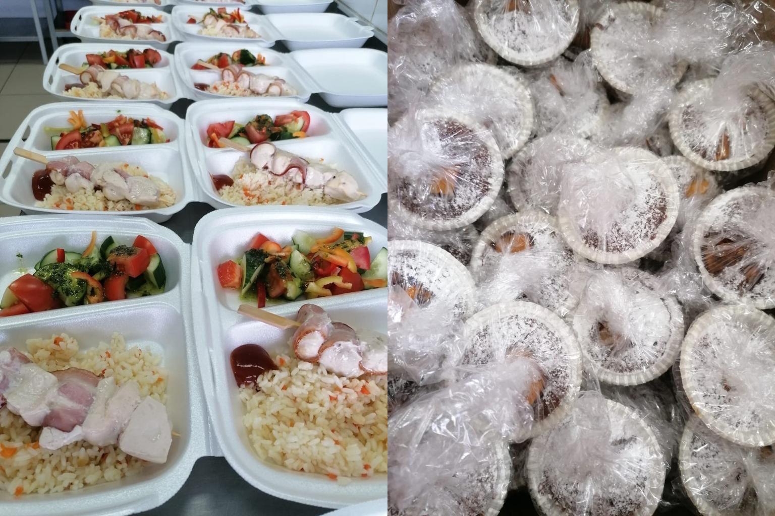 фото «Совершать добрые дела можно каждый день»: барнаульский шеф-повар устроил праздничный обед для медиков ковидного госпиталя 3