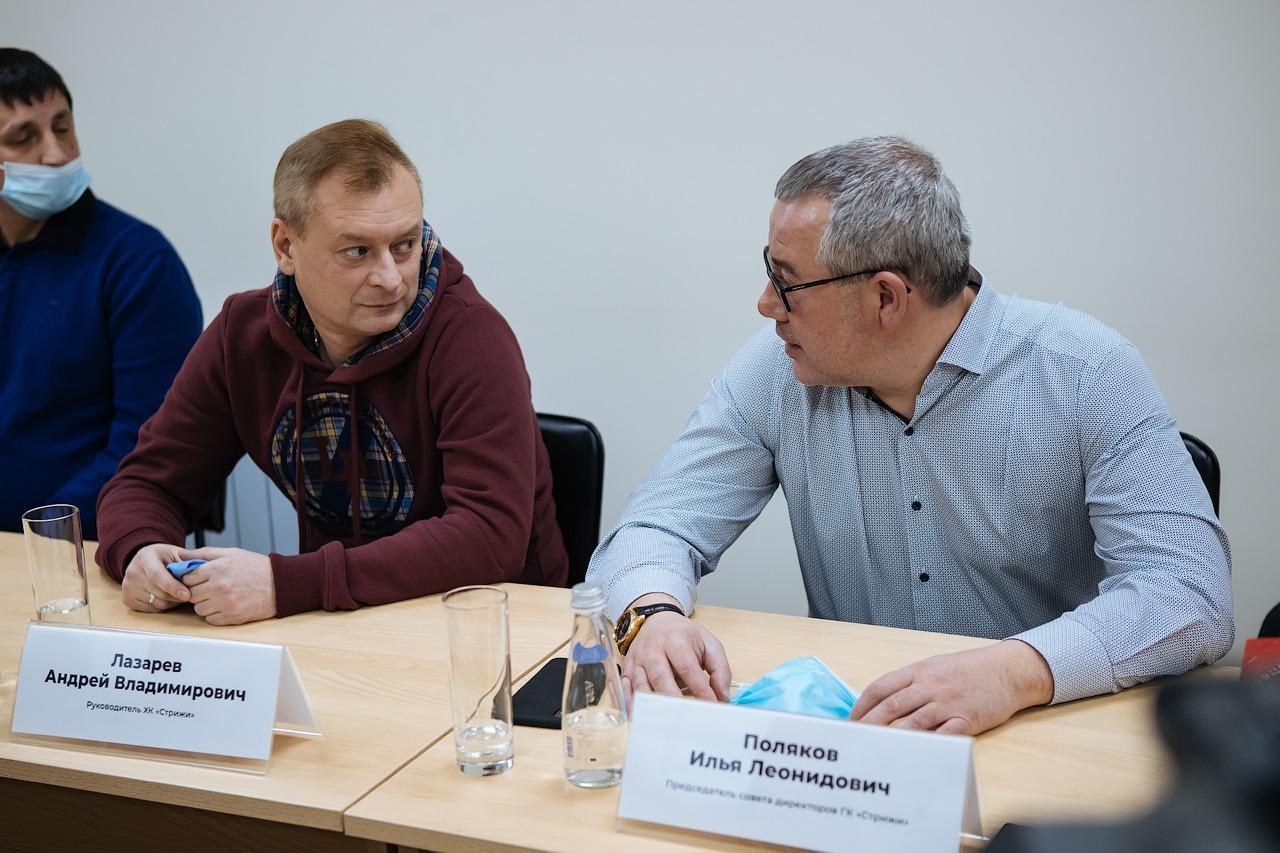 фото «Толчок для развития хоккея в Новосибирске»: руководители ХК «Стрижи» – о сенсационной победе на всероссийском турнире, настрое на игру и планах на будущее 4