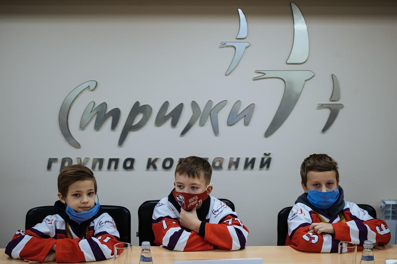 фото «Толчок для развития хоккея в Новосибирске»: руководители ХК «Стрижи» – о сенсационной победе на всероссийском турнире, настрое на игру и планах на будущее 2