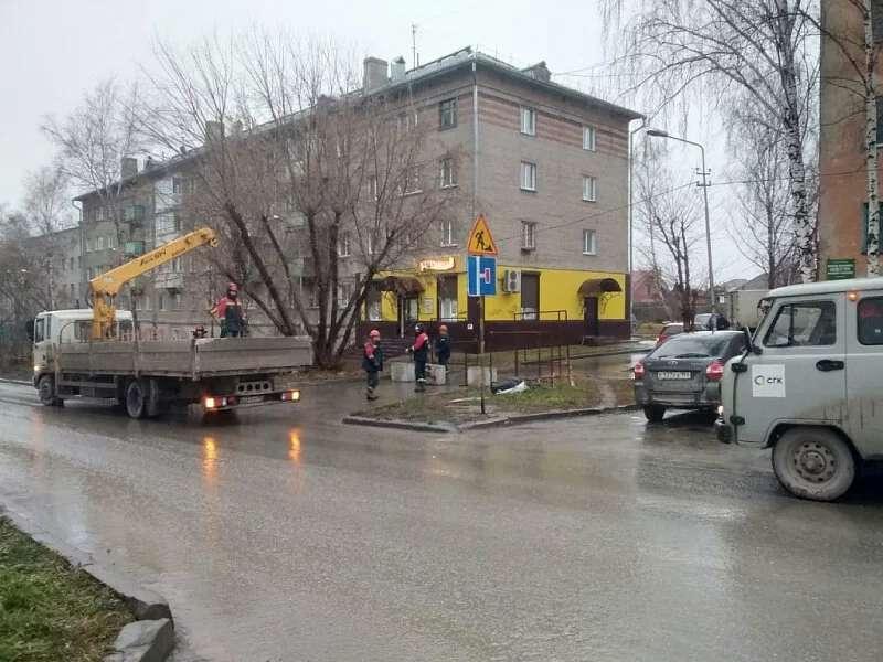 Фото Почти на сутки без отопления и горячей воды останутся 57 домов в Новосибирске 3