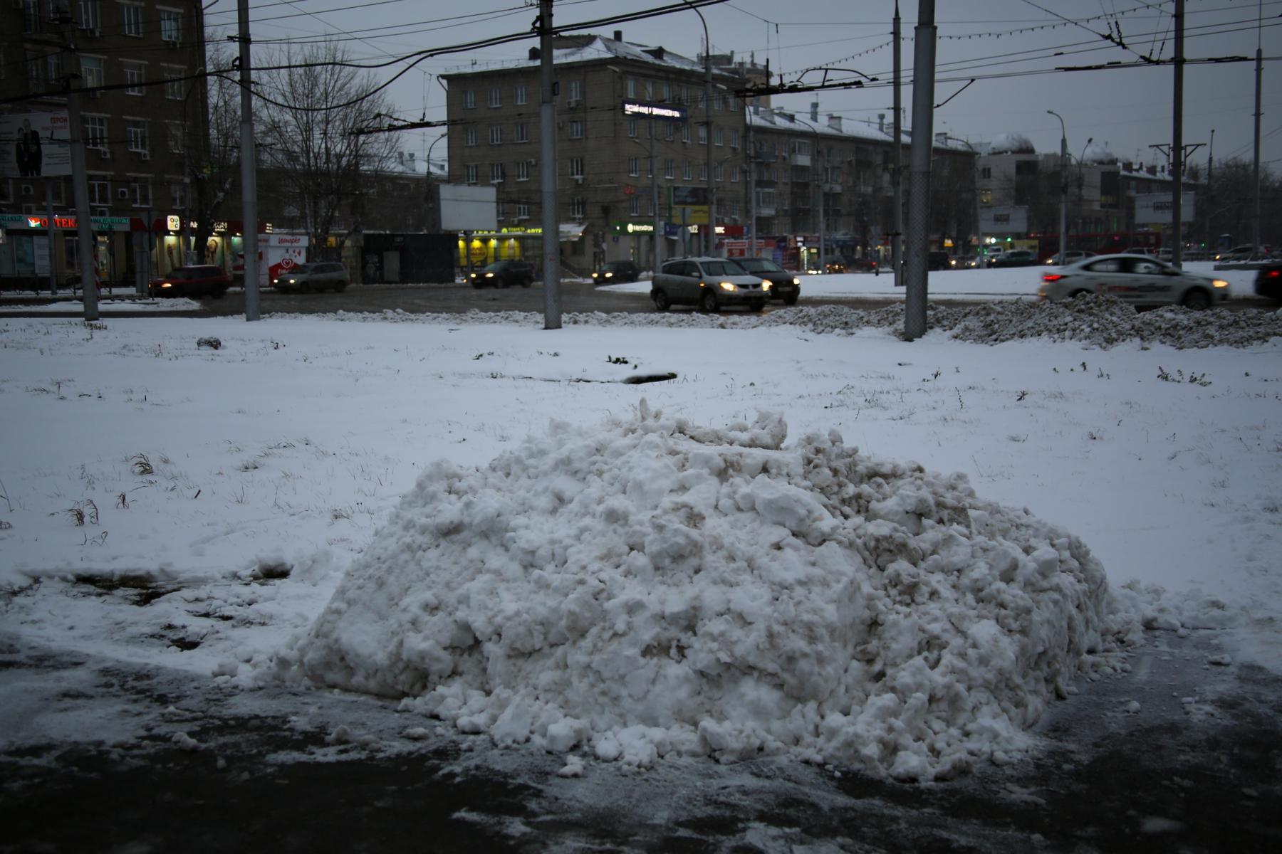 фото Привыкайте к вони: в Новосибирске предложили бороться со снегом при помощи фекалий 4