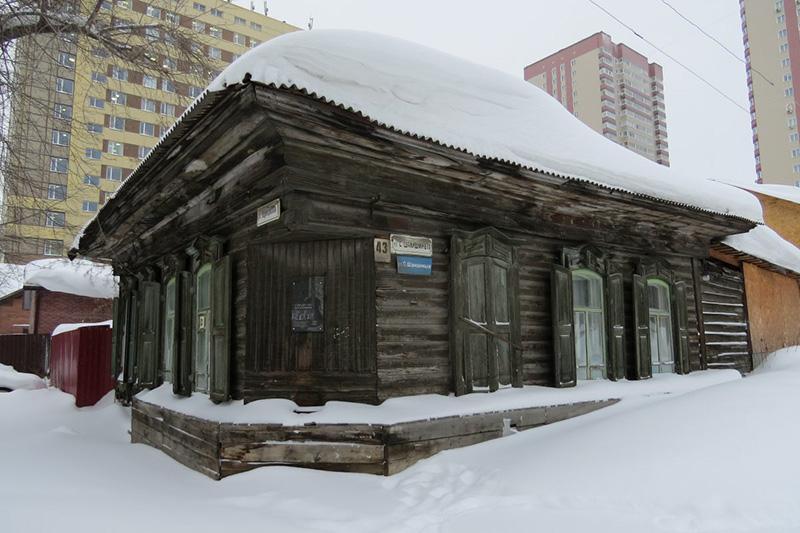 В перечень выявленных объектов культурного наследия включен дом Янки Дягилевой
