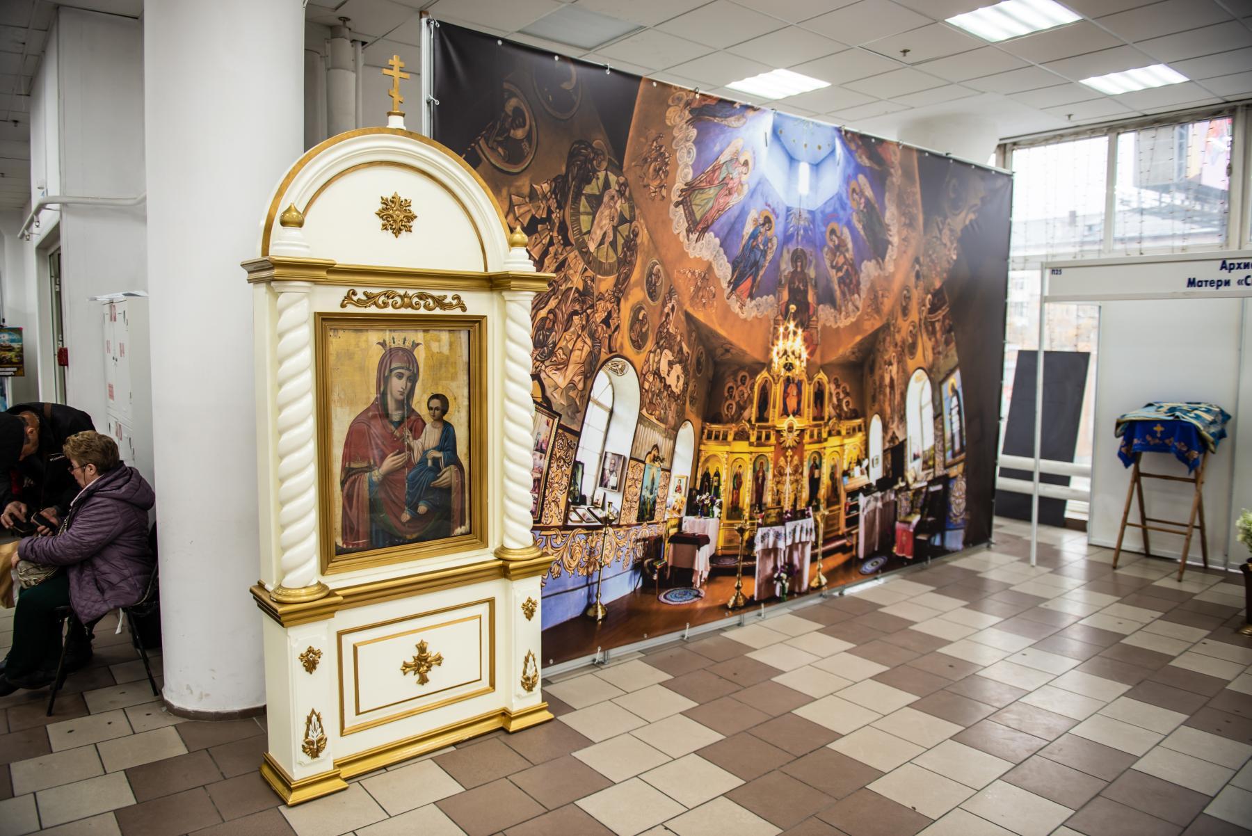 Фото «Этот Псалтырь – просто бестселлер!»: как новосибирцев зазывают на православную ярмарку 15