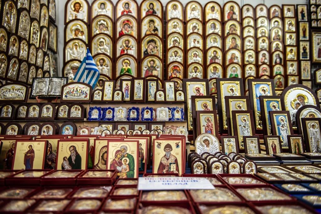 Фото «Этот Псалтырь – просто бестселлер!»: как новосибирцев зазывают на православную ярмарку 6