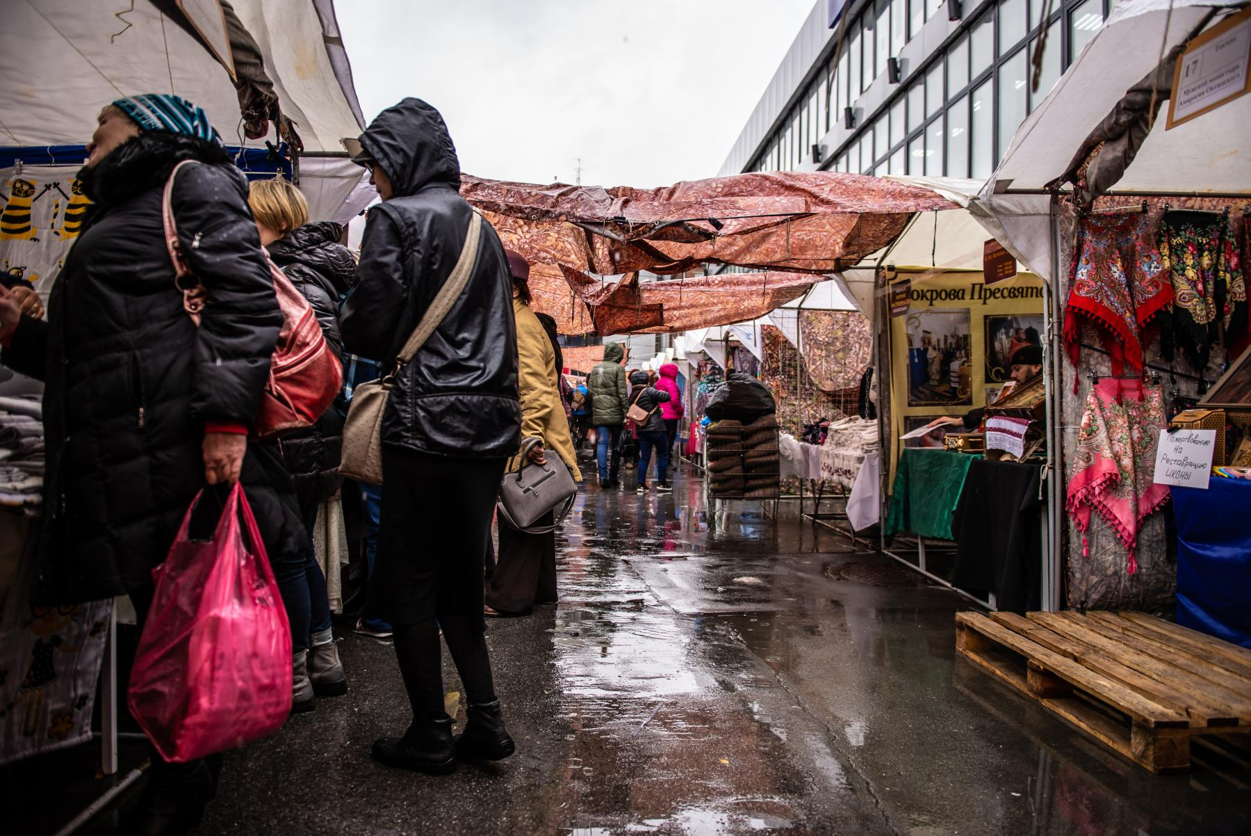 Фото «Этот Псалтырь – просто бестселлер!»: как новосибирцев зазывают на православную ярмарку 4