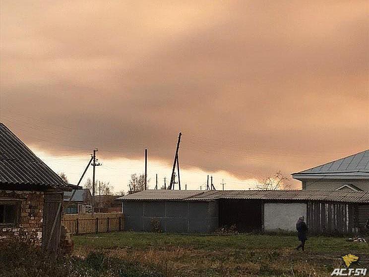 Эксперты оценили воздух в Новосибирске как «очень вредный»