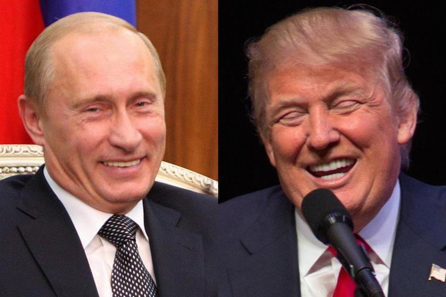 Фото Президент России впервые высказался о словах Байдена, что Трамп – «щенок Путина» 2