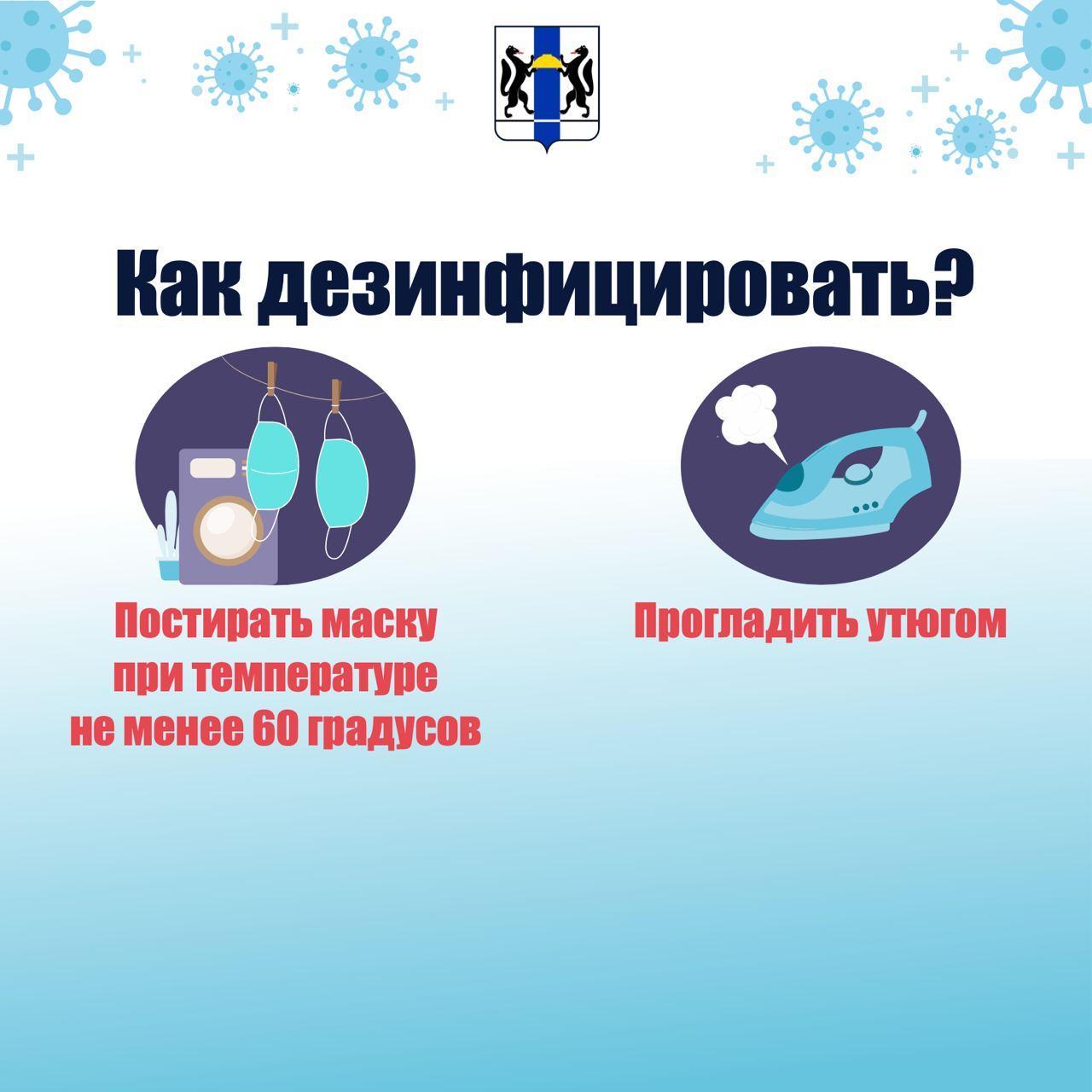 фото Масочный режим в Новосибирске в пяти картинках 6
