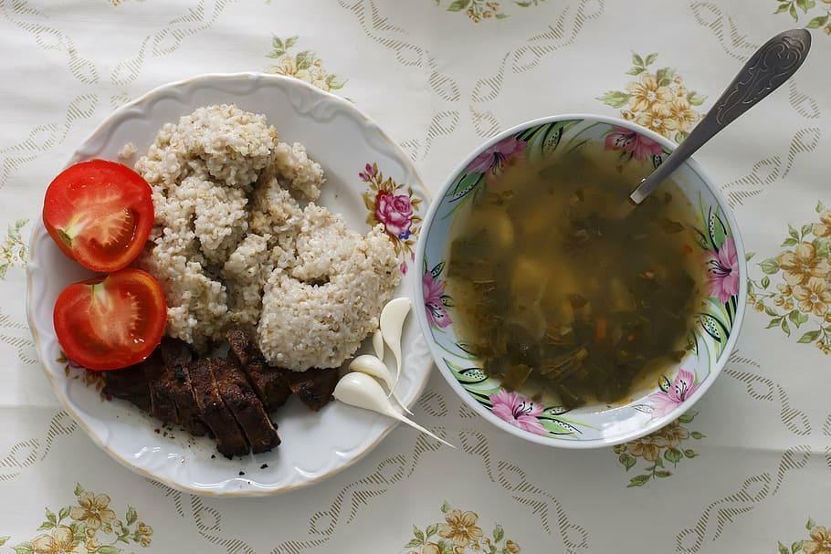 фото «А где творог и мясо?»: родители новосибирских школьников жалуются на бесплатное горячее питание 2