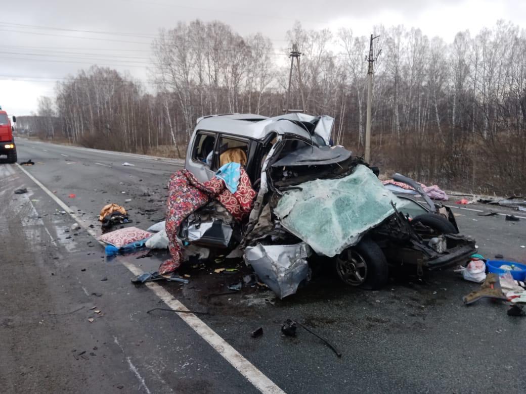 Фото Ещё одна участница страшного ДТП в Болотнинском районе умерла в больнице 2