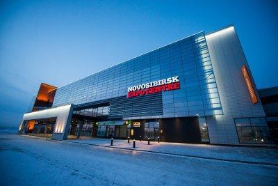 Фото Масштабную ковид-клинику предложили открыть на базе Экспоцентра в Новосибирске 2