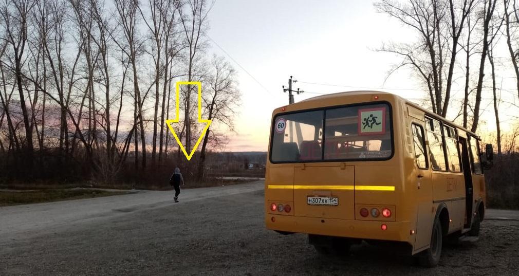 Фото Перевозчика заставят возить старшеклассников в школьном автобусе в Лебедёвке 2