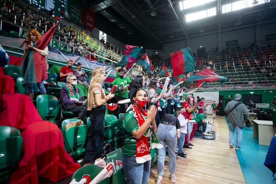 Фото Подробности торжественного открытия в Новосибирске крупнейшего за Уралом волейбольного центра международного уровня 7
