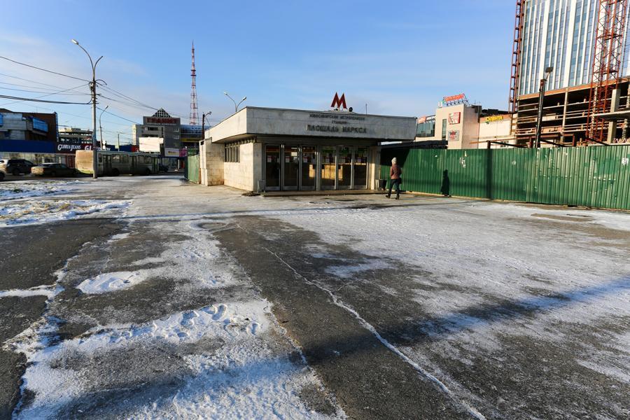 фото Первые морозы в Новосибирске: смотрим, как укутались горожане 6