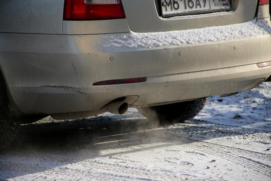 фото Первые морозы в Новосибирске: смотрим, как укутались горожане 9