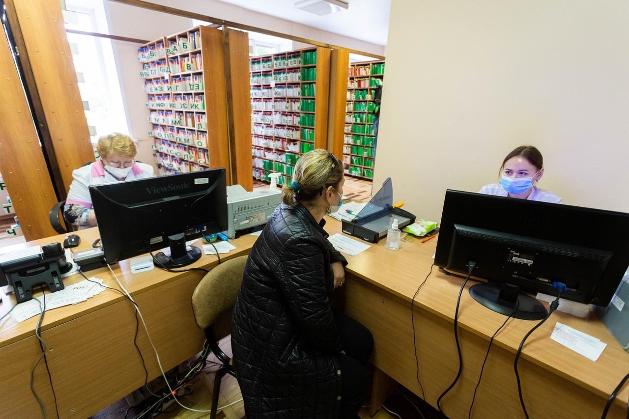 Фото Штрафы за отказ от вакцинации против коронавируса вводят с 1 декабря 4