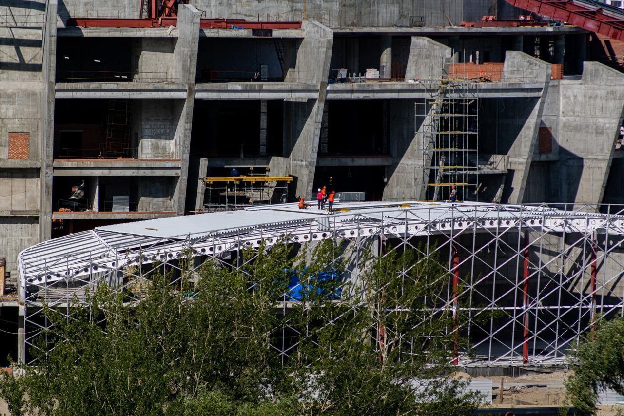 Фото Гремучая смесь нового ЛДС и станции метро «Спортивная»: эксперт объяснил рост цен на жильё на левом берегу Новосибирска 2