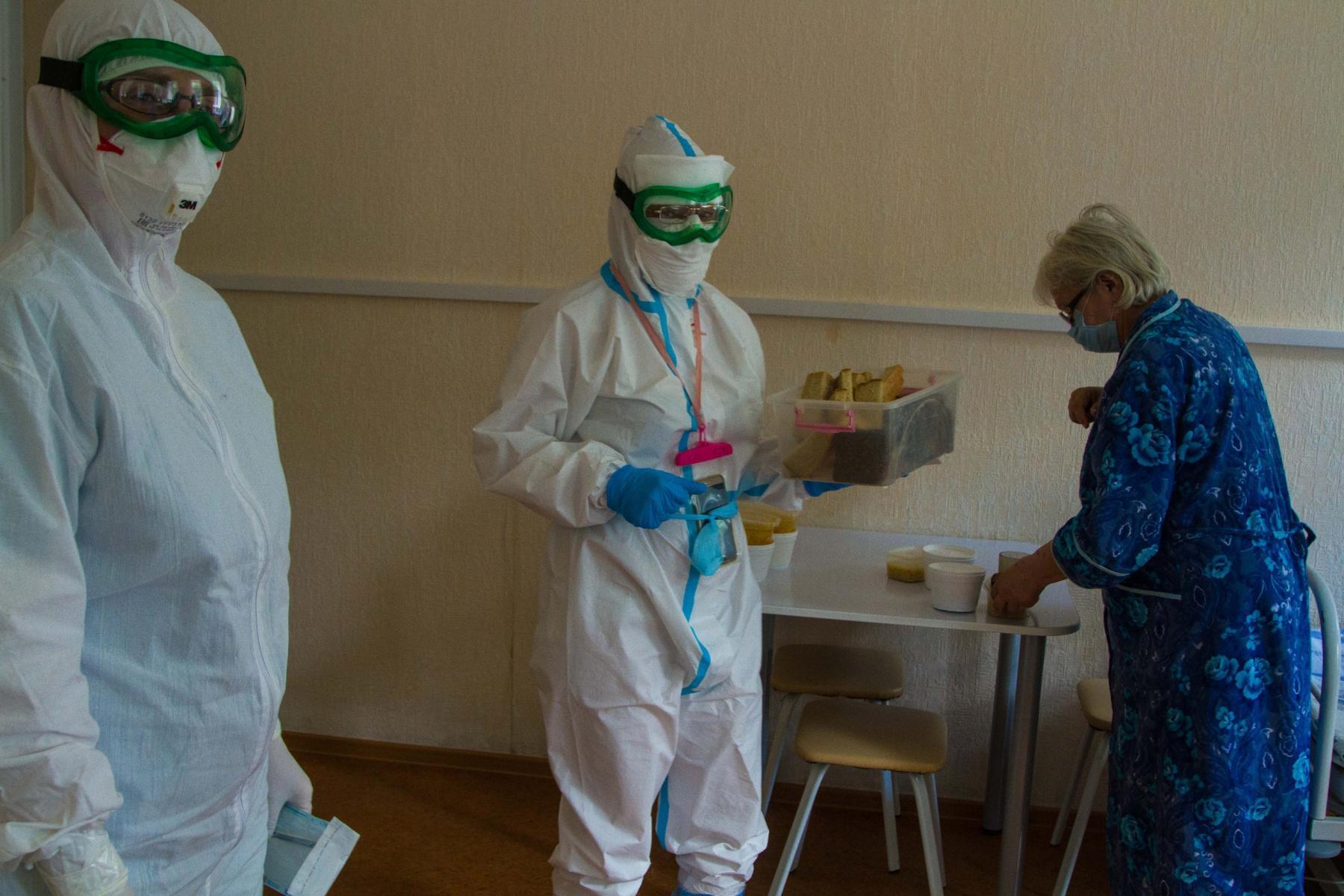 Фото Штрафы за отказ от вакцинации против коронавируса вводят с 1 декабря 2
