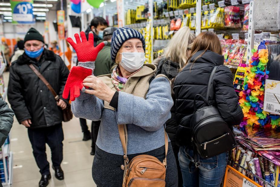 Фото В День пожилого человека «Галамарт» дарит скидку 25 % на всё 2