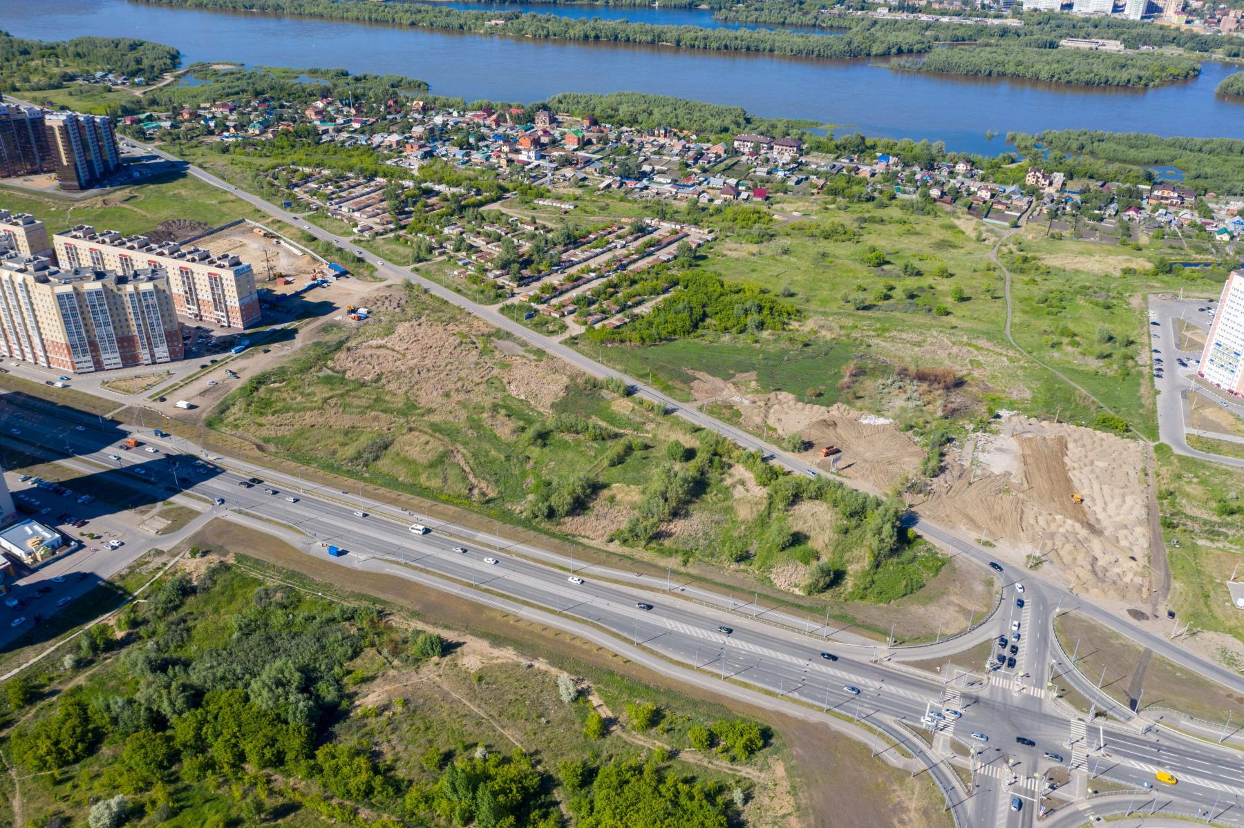 Фото Брусника построит в Омске жилой район стоимостью 17 млрд рублей 2
