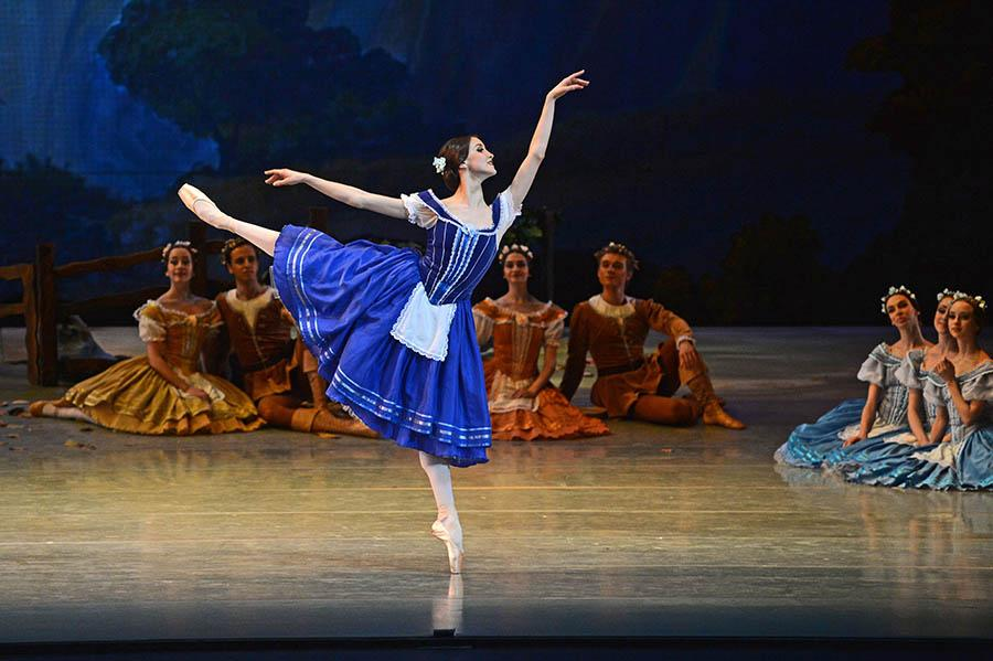 Фото Оперная и балетная классика в НОВАТе 5
