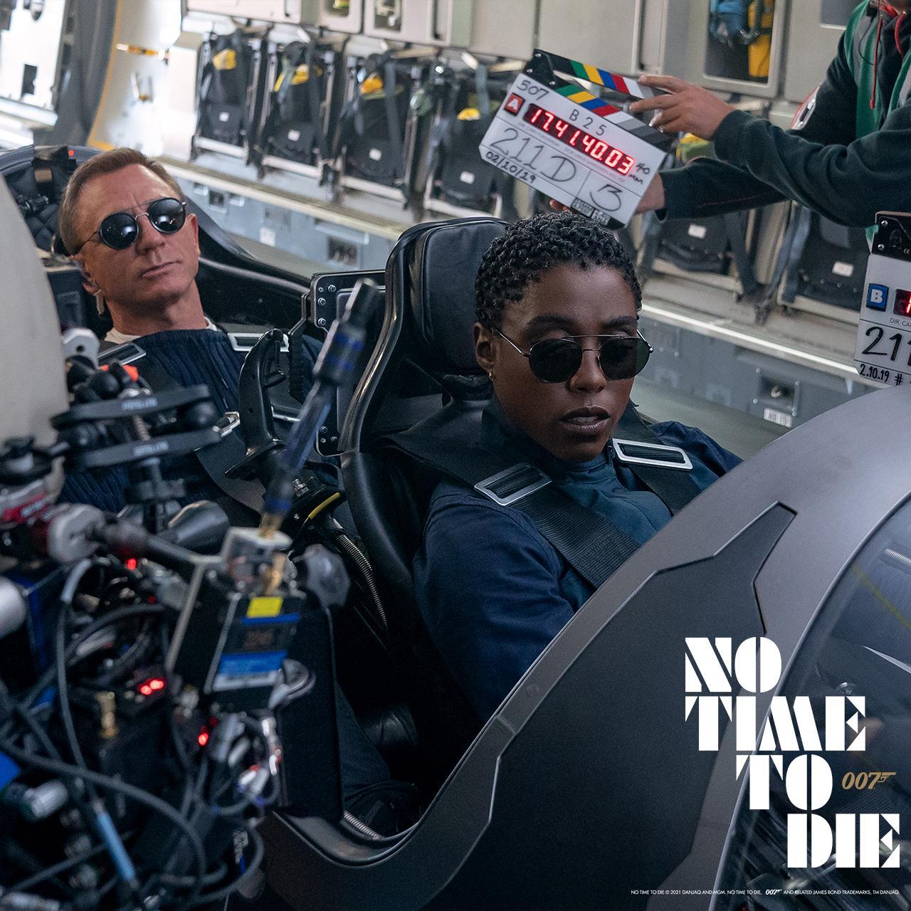 Фото «Его звали Бонд, Джеймс Бонд»: 6 причин, почему стоит посмотреть юбилейный «Не время умирать» 2