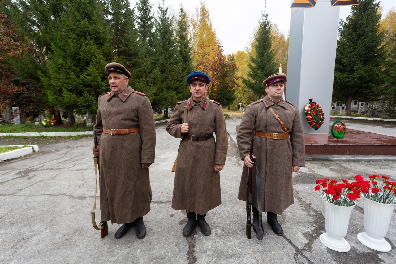 Фото «Вернулся домой через 80 лет»: в Новосибирске в последний путь проводили участника Великой Отечественной войны 4
