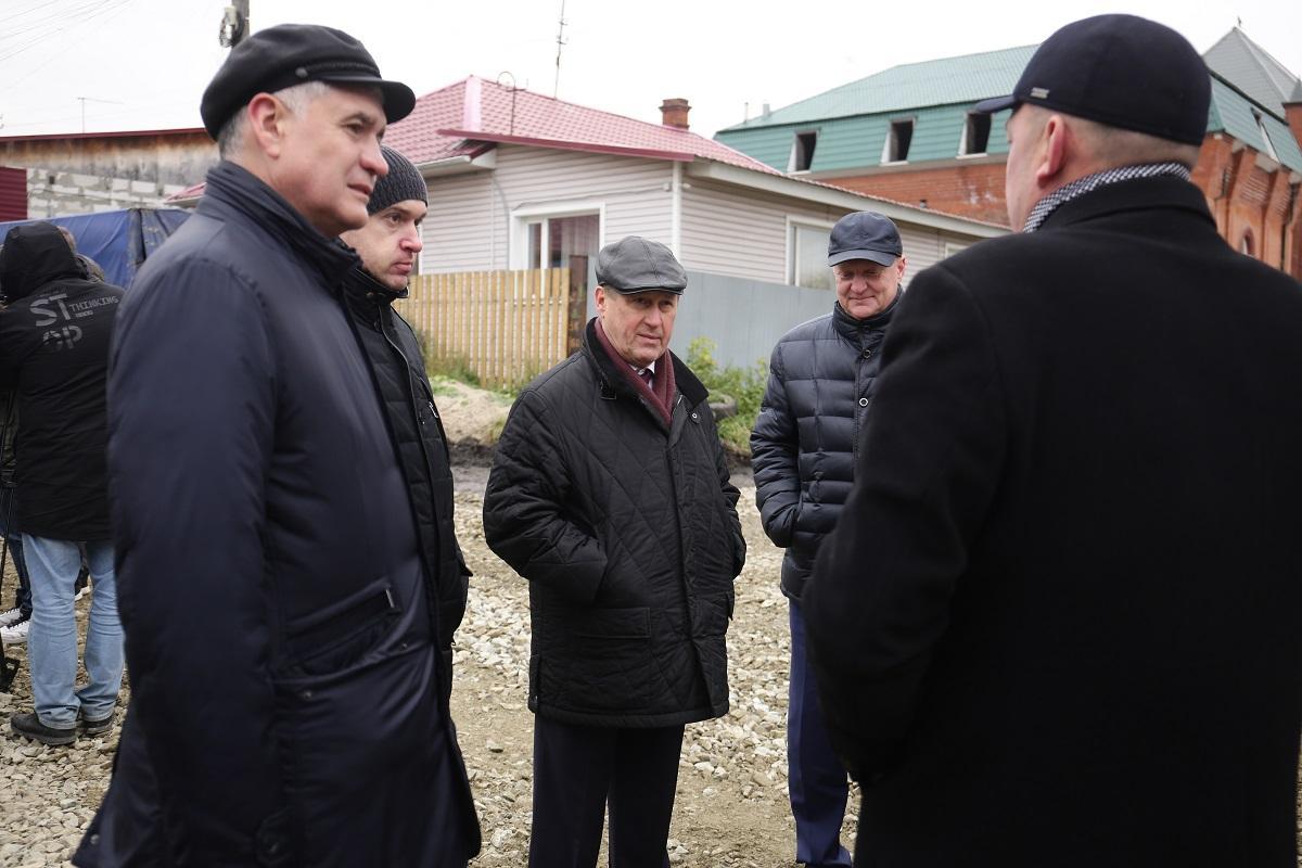 Фото Ремонт улицы Черенкова в Дзержинском районе завершат на следующей неделе 2