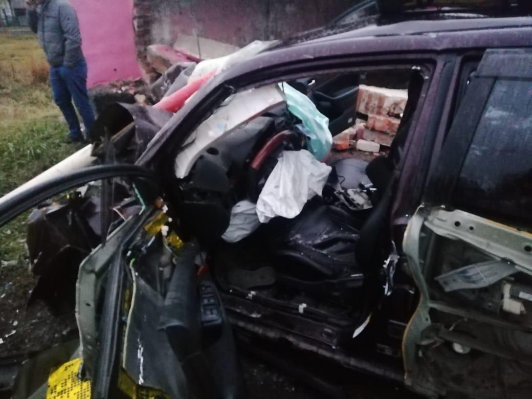 Фото «Кричал, что ему теперь незачем жить»: под Новосибирском 40-летний бригадир после ссоры с женой снёс остановку и погиб на месте 3