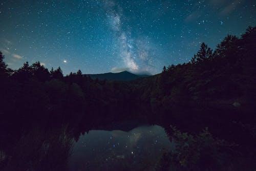 Фото Метеорный поток Дракониды – 2021: названы даты самого яркого звездопада октября 2