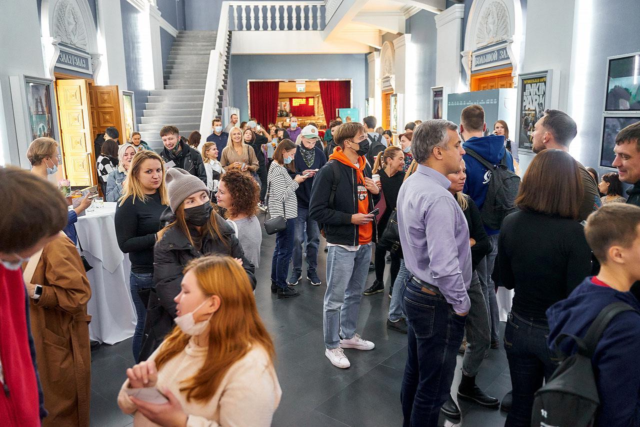 Фото Фильм «Моби» открыл фестиваль документального кино Beat Weekend в Новосибирске 2