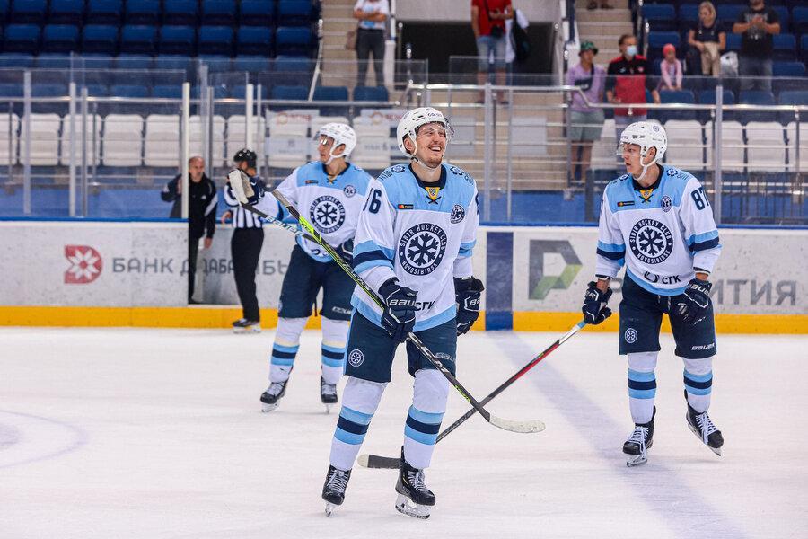 Фото ХК «Сибирь» сыграет с «Йокеритом» в Хельсинки 2