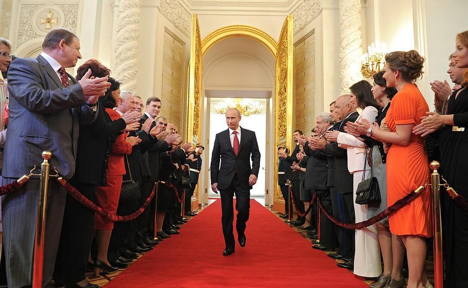 Фото День рождения Владимира Путина 7 октября: сколько лет исполняется президенту России 2