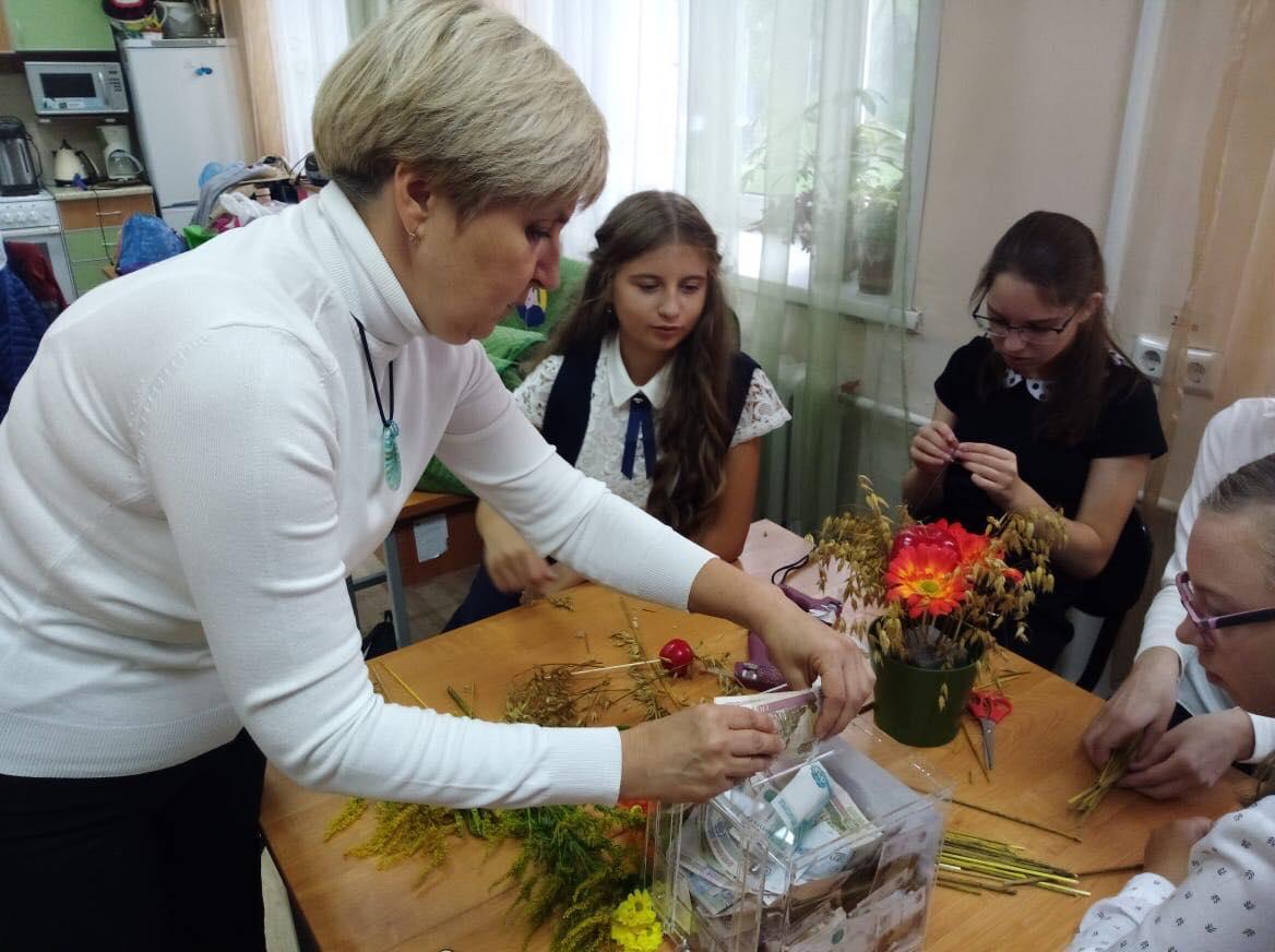 Фото Свыше 100 тысяч рублей собрали новосибирцы на лечение онкобольных детей 2