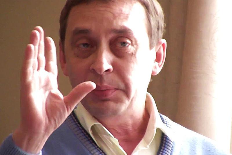 Константин Антонов. Фотография с сайта youtube.com