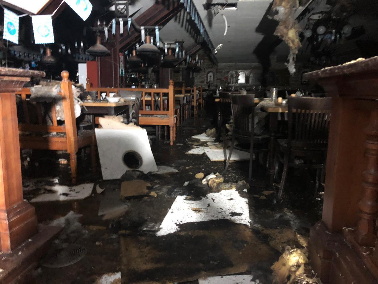фото Почему в Новосибирске так часто горят рестораны и как не повторить историю «Хромой лошади»? 6