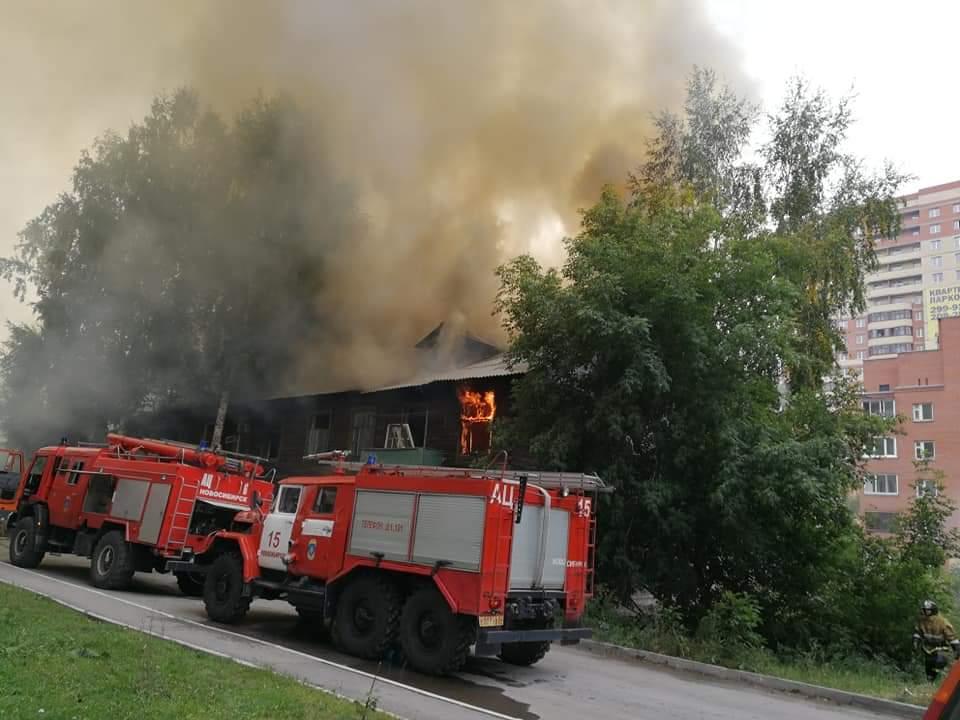 журналистка фото пожаров в новосибирске миссия