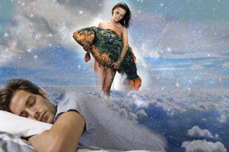 фото К чему снится рыба: беременность или вечное бесплодие ожидает девушку 2