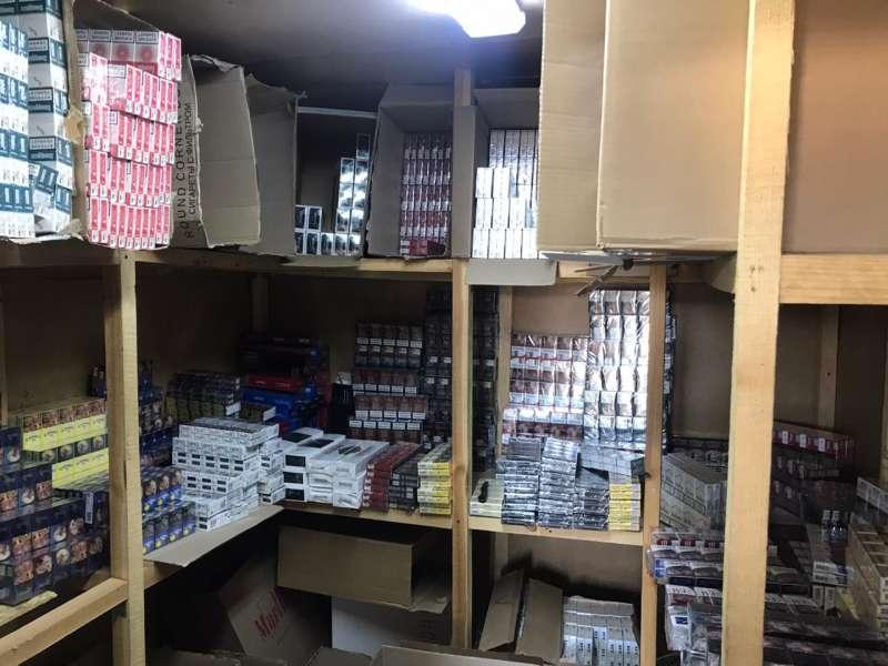 фото Контрафактный табак на два миллиона изъяли в Новосибирске 2