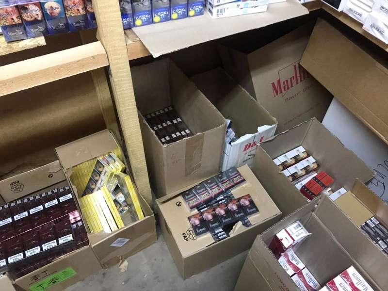 фото Контрафактный табак на два миллиона изъяли в Новосибирске 4