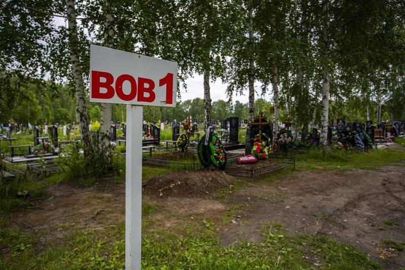 Фото Передел земли: УФАС запретит торговать венками и надгробиями на кладбищах Новосибирска 6